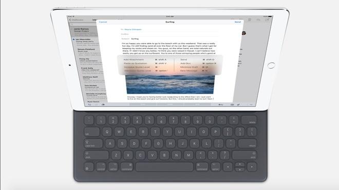 iPad Pro cho dat hang tu hom nay hinh anh 1