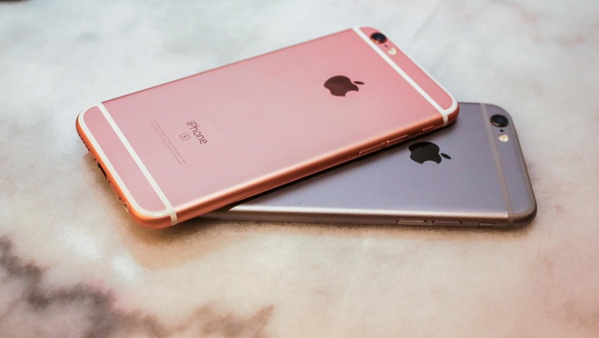 iPhone 6S la smartphone manh me nhat the gioi hinh anh 1