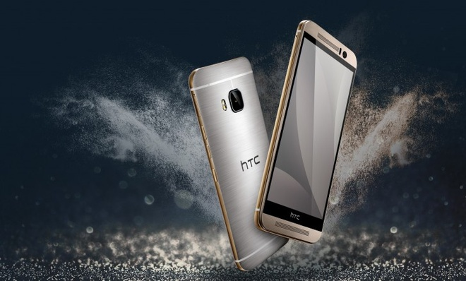 HTC co them ban One M9s gia 390 USD hinh anh 2