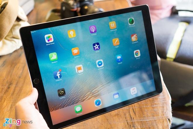 iPad qua su dung len ngoi tai Viet Nam hinh anh 2