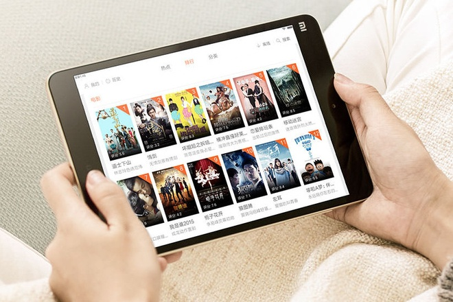 Xiaomi Mi Pad 2: Mong, giong iPad mini, gia tu 156 USD hinh anh 4