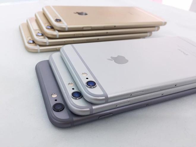 iPhone 6 xuong gia khien nhieu smartphone cao cap dieu dung hinh anh