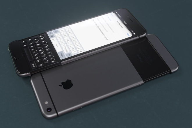 Ban dung iPhone 7 lay cam hung tu BlackBerry Priv hinh anh 6