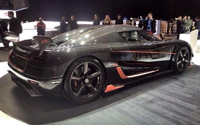 Sieu xe Koenigsess Agera RS sanh dieu, co bap hinh anh 5