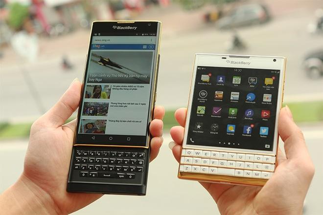 BlackBerry Priv ma vang gia 25 trieu dong tai VN hinh anh 7
