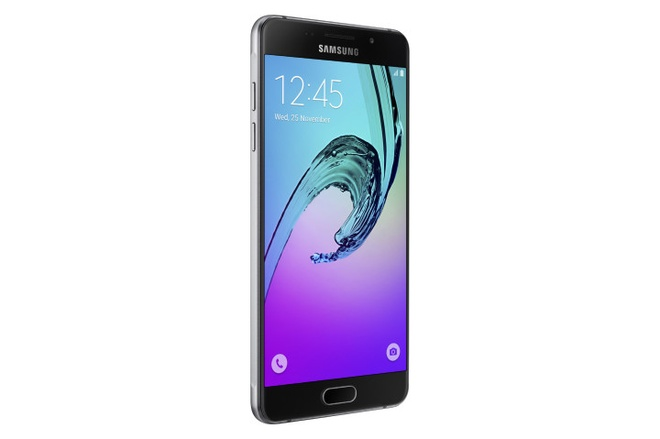 Samsung ra mat Galaxy A3, A5, A7 moi: Manh me hon, giong S6 hinh anh