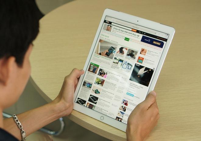 Danh gia iPad Pro: To, manh me, khong danh cho so dong hinh anh 6