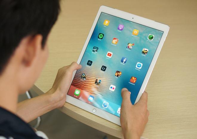 Danh gia iPad Pro: To, manh me, khong danh cho so dong hinh anh