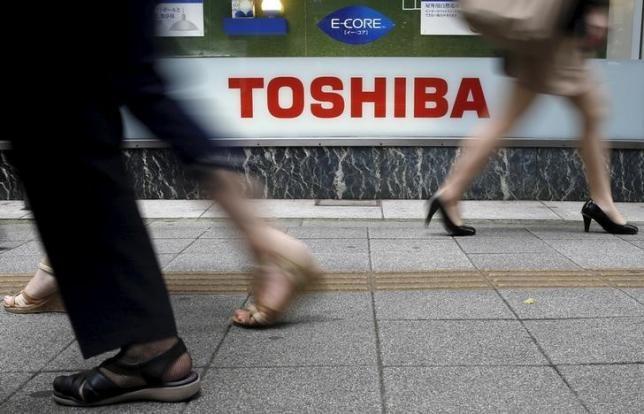 Sony chi 155 trieu USD mua bo phan cam bien hinh anh Toshiba hinh anh 1