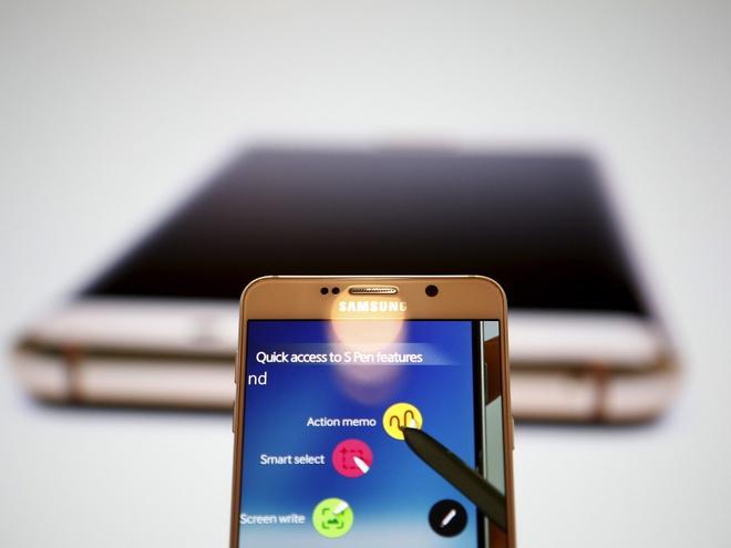 Samsung da chan lam ong vua phan cung hinh anh 2