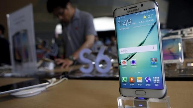 Samsung da chan lam ong vua phan cung hinh anh 1