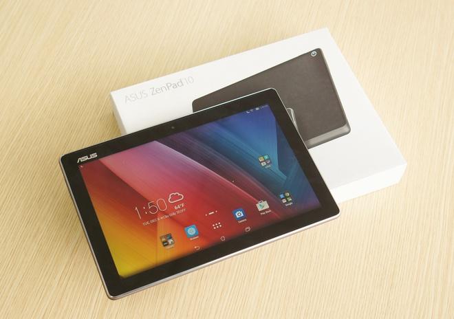 Asus ZenPad 10 - may tinh bang RAM 2 GB, gia 5,5 trieu dong hinh anh 1