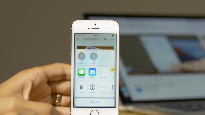 iOS 9.2 ra mat, sua nhieu loi tren iPhone hinh anh