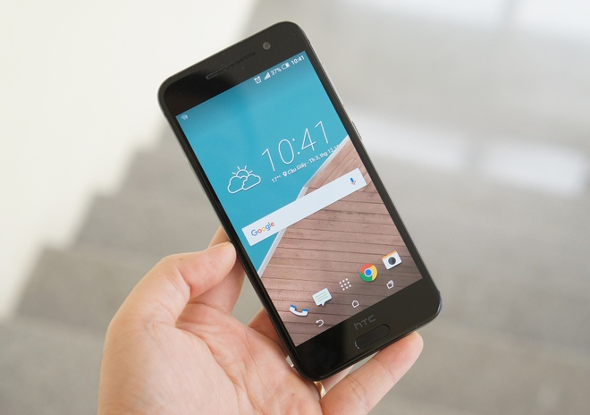 Danh gia HTC One A9: Hinh mau cua dien thoai Android hinh anh 2
