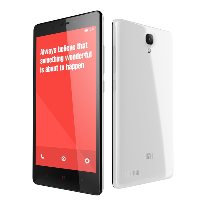 Xiaomi ra mat Redmi Note Prime gia 125 USD, ho tro 4G hinh anh