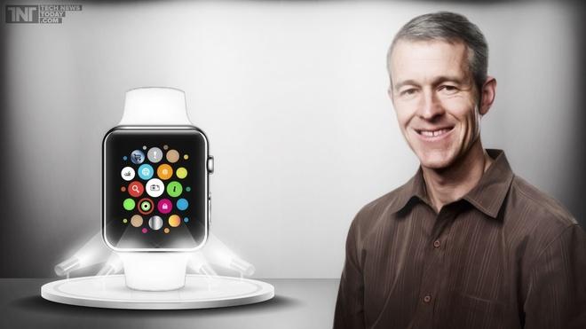 Trum marketing cua Apple nhan nhiem vu moi hinh anh 2 Jeff Williams là người đứng sau dự án phát triển sản phẩm Apple Watch. Ảnh: Technewstoday.