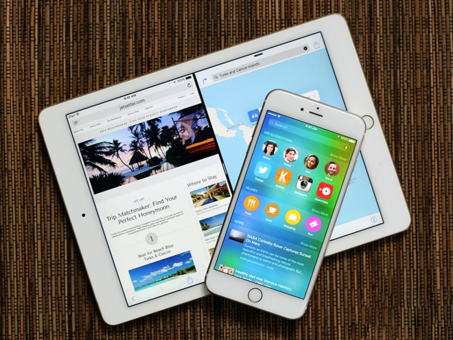 Buc tranh tuong phan cua iPhone va iPad tai Viet Nam hinh anh 1