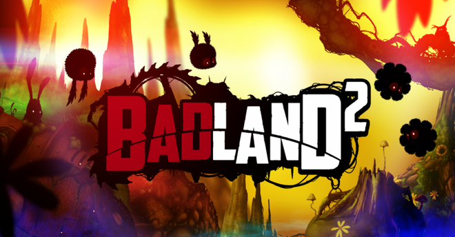 Game Badland 2 bat ngo ra mat tren iOS hinh anh 1