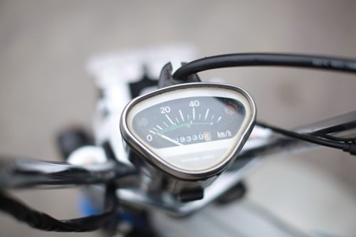 Honda Chaly phien ban Doremon 130cc: Nho ma co vo hinh anh 7