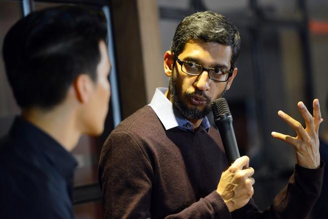 Mot gio cua CEO Google voi gioi khoi nghiep Ha Noi hinh anh