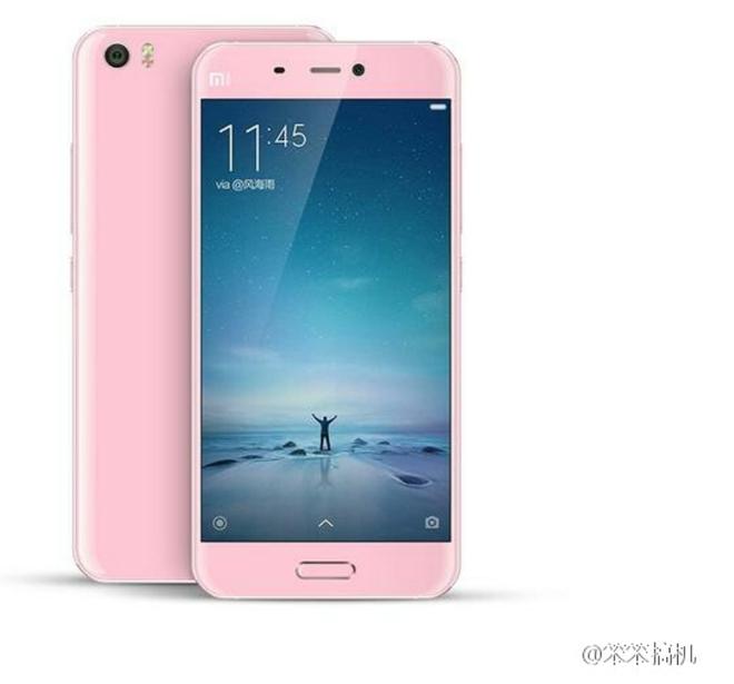 Xiaomi Mi 5 lien tuc ro ri thong tin hinh anh