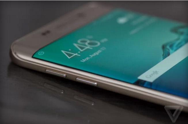 Samsung Galaxy S7 se co 2 kich thuoc man hinh hinh anh