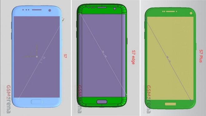 Them Galaxy S7 Plus man hinh 6 inch hinh anh