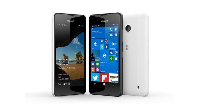 Lumia 550 gia 2,99 trieu, ban tai VN trong vai ngay toi hinh anh