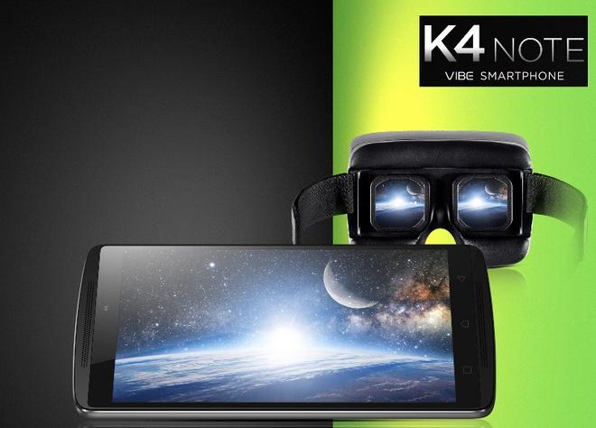 Lenovo K4 Note ra mat voi RAM 3 GB, gia 180 USD hinh anh 2
