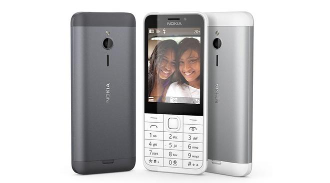 Di dong vo nhom Nokia 230 sap len ke, gia 1,4 trieu dong hinh anh 1