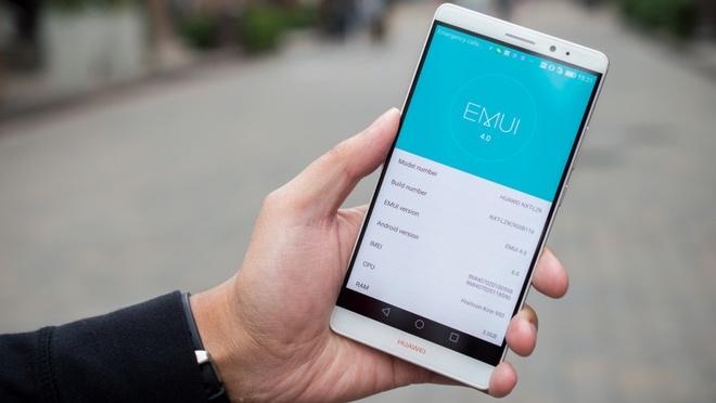 Huawei Mate 8 ra mat voi man hinh 6 inch, pin 4.000 mAh hinh anh 1