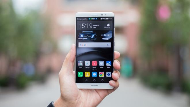 Huawei Mate 8 ra mat voi man hinh 6 inch, pin 4.000 mAh hinh anh