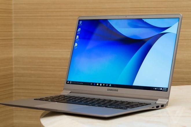 Laptop sieu mong, nhe tu Samsung thach thuc MacBook Air hinh anh 1