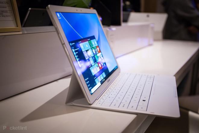 Nhung laptop noi bat tai CES 2016 hinh anh 1