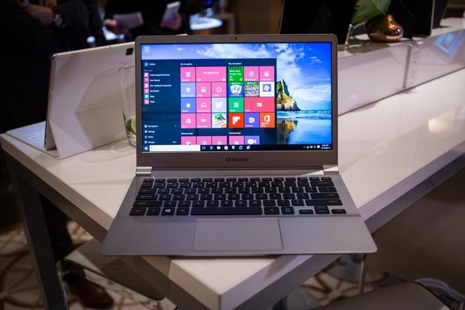 Nhung laptop noi bat tai CES 2016 hinh anh 2