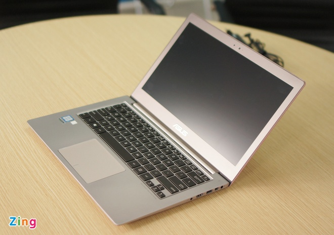 Can canh laptop mau vang hong dau tien tai Viet Nam hinh anh 4