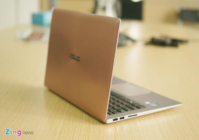 Can canh laptop mau vang hong dau tien tai Viet Nam hinh anh 3