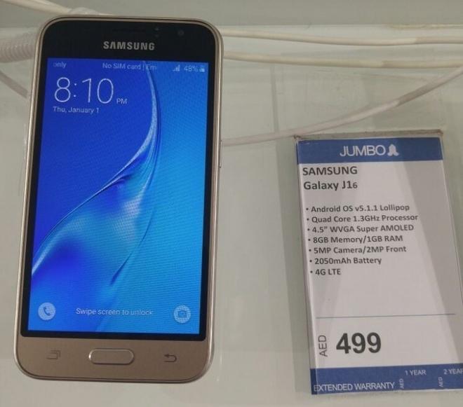 Samsung am tham ra mat Galaxy J1 2016, gia 135 USD hinh anh