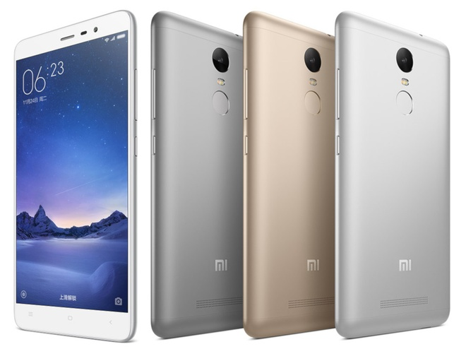 Xiaomi Redmi Note 3 Pro ra mat, gia tu 150 USD hinh anh 2