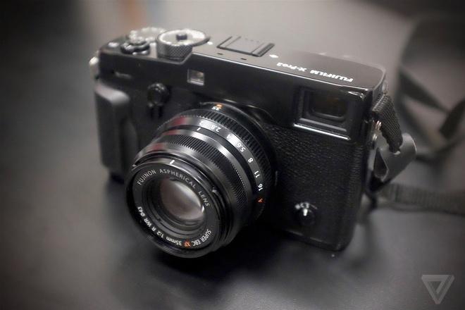 Fujifilm cong bo X-Pro2 voi cam bien moi, gia 1.700 USD hinh anh