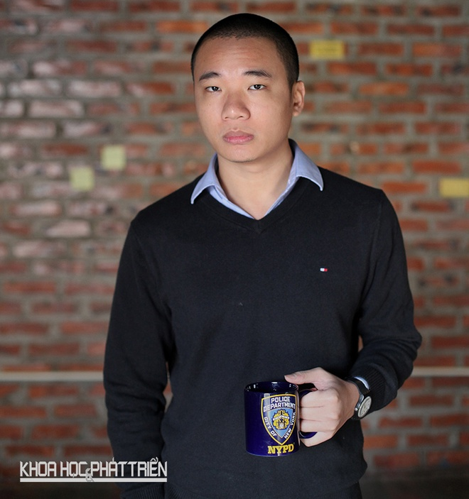 Nguyen Ha Dong - nguoi thiet ke cac tro choi hinh anh 1