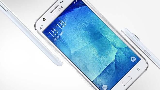 Galaxy J5 2016 nang RAM va man hinh rong hon hinh anh