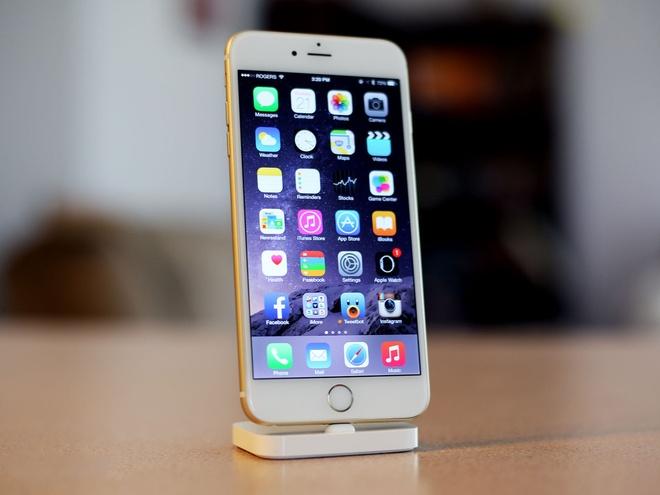 iPhone 6, 6 Plus chinh hang giam gia 2 trieu dong hinh anh