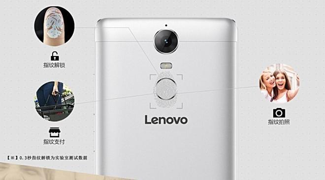 Lenovo K4 Note vua ra mat da co ban ke nhiem gia re hinh anh 1