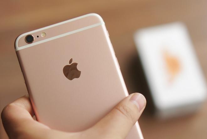 iPhone 7 sieu cap voi camera 2 ong kinh hinh anh