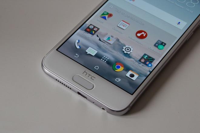 HTC One M10 se co man hinh AMOLED, camera 12 MP Ultrapixel hinh anh
