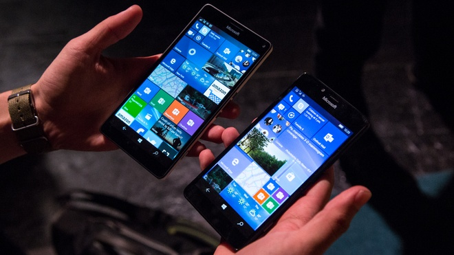 Windows Phone da chet hinh anh