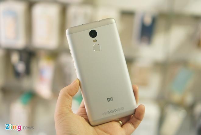 Xiaomi Redmi Note 3 Pro ve VN, gia 5,9 trieu dong hinh anh 2