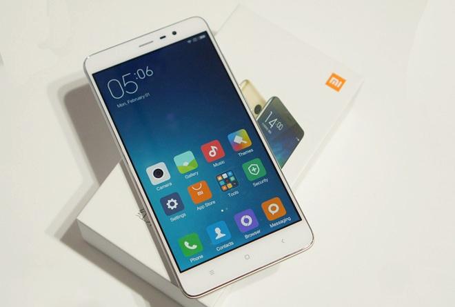 Xiaomi Redmi Note 3 Pro ve VN, gia 5,9 trieu dong hinh anh