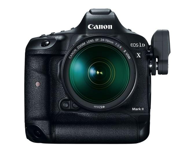 Canon ra 1D X Mark II gia 6.000 USD hinh anh 1